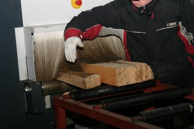 Процес обробки деревини